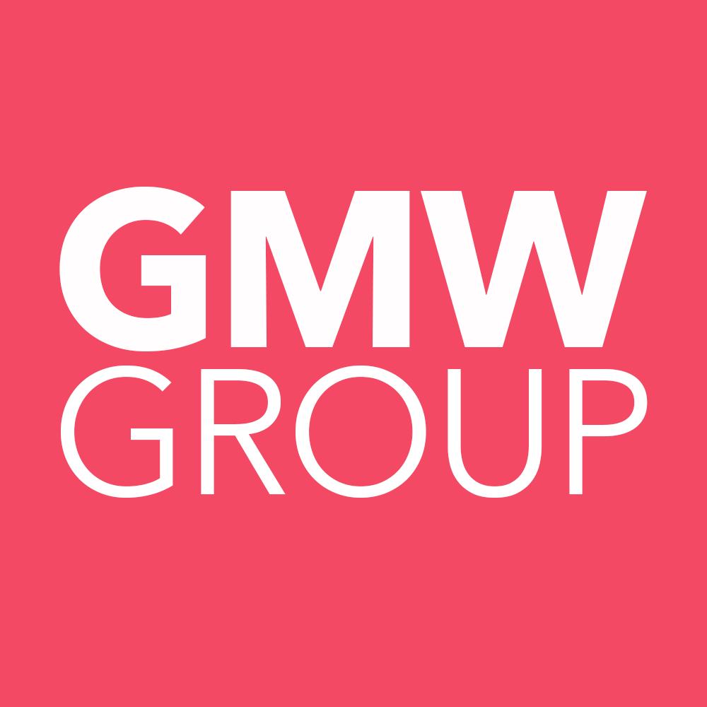 gmw group icon logo coral
